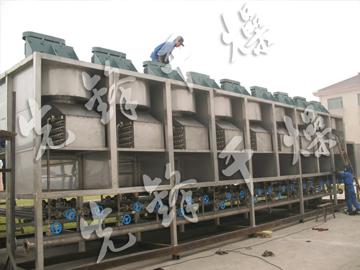 海藻(卡拉胶)干燥生产线