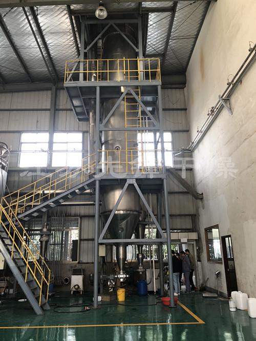 压力式/气流式喷雾干燥/冷却造粒试验机_