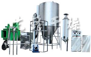 ZLPG系列中药浸膏喷雾干燥机
