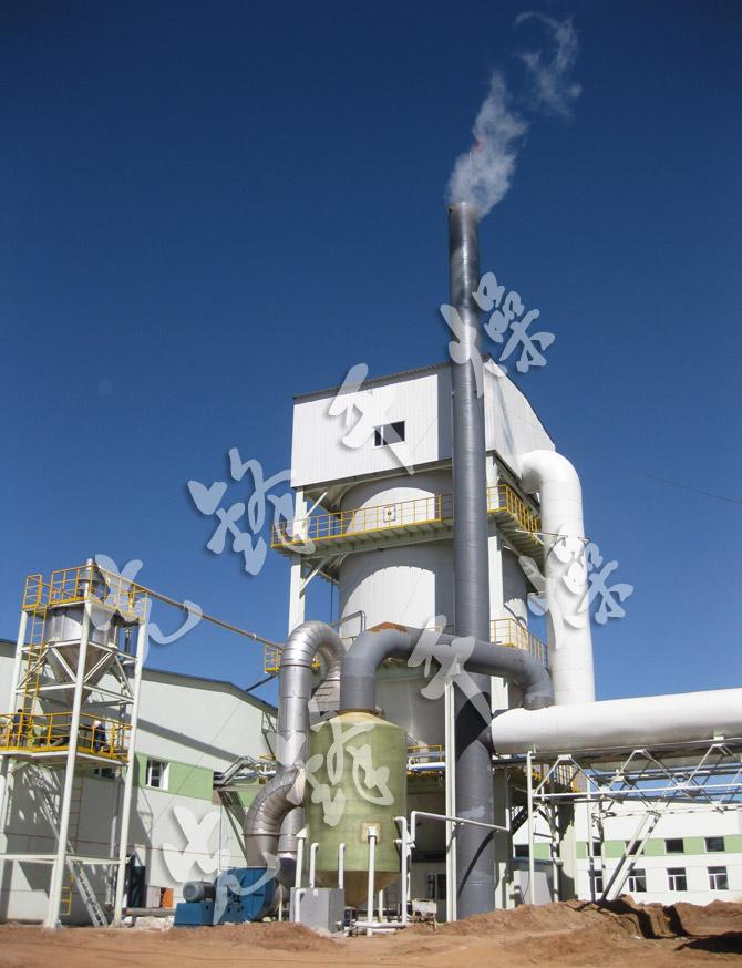 血浆血球蛋白粉生产线-LPG5000喷雾乐动手机调试现场