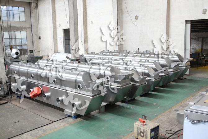 木糖醇生产线专用振动流化床干燥机
