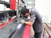 数控自动直缝焊接机