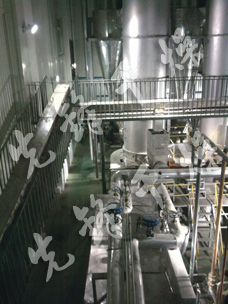 应用于山东香驰集团的大豆膳食纤维闪蒸专用干燥机6