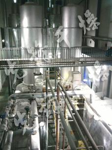 应用于山东香驰集团的大豆膳食纤维闪蒸专用干燥机5