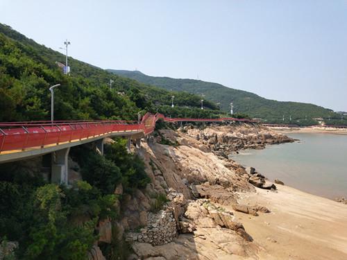 松兰山海滨浴场7