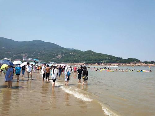 松兰山海滨浴场2