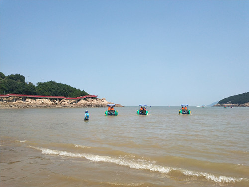 松兰山海滨浴场3