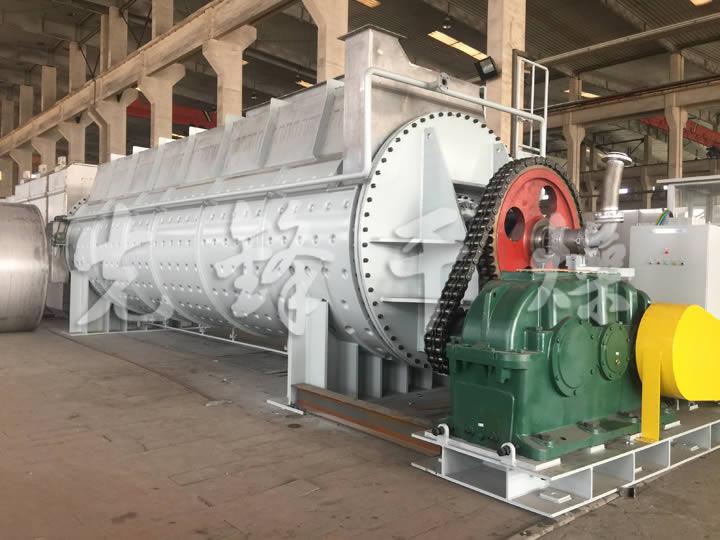 污泥干化专用工程设备